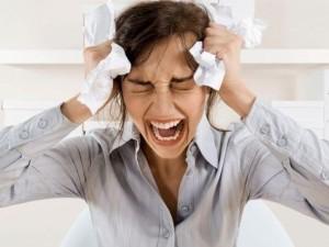 Estrés crónico puede ser causado por la glándula suprerrenal.