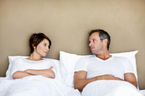 La frecuencia de la actividad sexual varía de acuerdo a la edad.