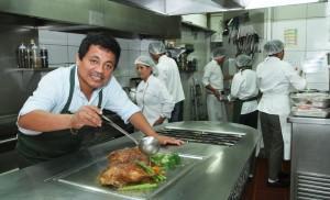 El restaurante de Héctor Solís está entre los 50 mejores de América Latina. El secreto de su éxito es 'evolucionar' .