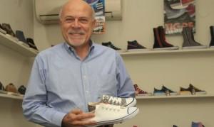 Jorge Peschiera dice que las damas consumen tres veces más calzado que los varones y aconseja a los emprendedores meterle todo el corazón a sus negocios.
