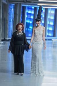 Norka Peralta empezó de abajo en el mundo de la moda y aconseja a los jóvenes mucho esfuerzo y pasión en lo que hacen.