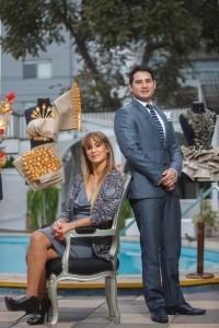 Chio Lecca se formó como diseñadora en Italia y ahora tiene cuatro escuelas de donde salen nuevos talentos. Aconseja a los emprendedores que no se queden en un escritorio y se sacrifiquen para alcanzar el éxito.
