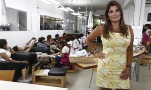 Ximena Ruiz Rosas empezó en un local con ocho personas, trabajando de sol a sol. Ahora tiene 5 sedes y cuenta con 250 colaboradores.