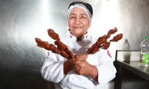 Doña Pascuala: Pasión por los anticuchos.