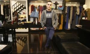 """Jercy Gutiérrez: """"Mi ropa no tiene nada que envidiarle a Carolina Herrera ni a Dior"""""""