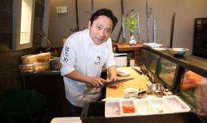 Hajime Kasuga y el arte de la cocina nikkei.