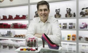 "Giorgio Demarini: ""Hacemos joyas de puro chocolate""."
