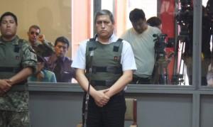 Víctor Ariza fue reclutado como espía en un almuerzo, el 24 de julio de 2004.