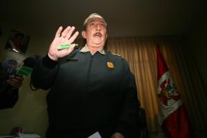 El general Bruno Debenedetti le 'sacó la vuelta' a un convenio interinstitucional.