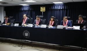 El Consejo Nacional de la Magistratura es como una espada de Damocles, que está sobre la cabeza de todos los magistrados del país.