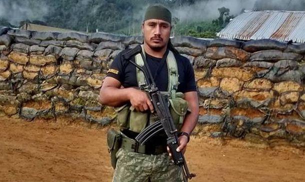 El teniente del Ejército Wilmer Delgado Ruiz cobraba S/.50 mil soles por cada vuelo del narcotráfico desde el Vraem.