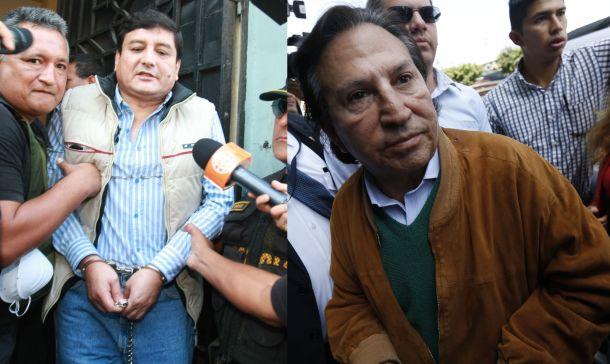 Alejandro Toledo recibió dinero y pasajes aéreos gratis del narcotraficante Fernando Zevallos, 'Lunarejo'.
