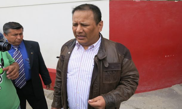 Jack Castillo mandó siniestro mensaje al fiscal Luis Sánchez Colona. Días después el magistrado fue abordado por dos hombres que lo acribillaron de seis disparos. Uno de ellos le destapó el cráneo.