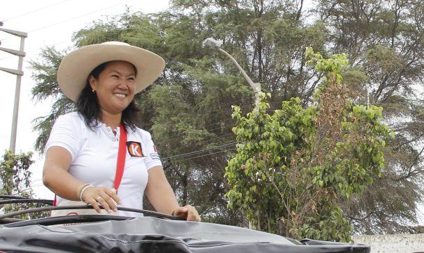En la campaña del 2011, Juan Carlos Luna Frisancho fue el cuarto mayor aportante del partido de Keiko Fujimori.