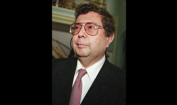 José Portillo Campbell, jefe de la ONPE en tiempos de Vladimiro Montesinos.