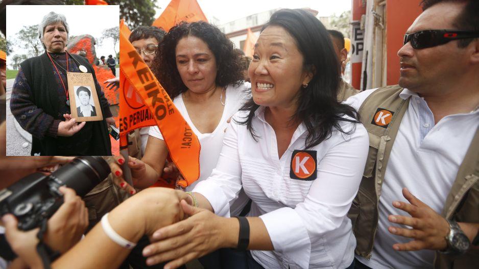 Keiko Fujimori defendió a Cecilia Chacón por hablar de juicio a Alberto Fujimori. Eso recuerda a nuestro columnista la historia de Raida Cóndor.
