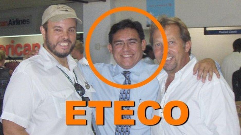 Miguel Arévalo Ramírez, 'Eteco', es investigado por la DEA como sucesor de Fernando Zevallos, 'Lunarejo',  junto a Joaquín Ramírez, principal financista de la campaña de Keiko Fujimori.