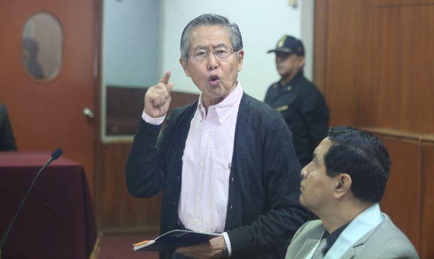 Keiko Fujimori y los amigos sospechosos de su padre.
