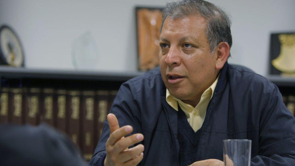 Muy pocos en Lima, sin embargo, conocen la historia deMarco Arana, que en julio se convertirá en congresista de la República.