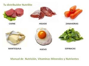 La vitamina A es importante para el crecimiento y desarrollo de los huesos, dientes y encías.