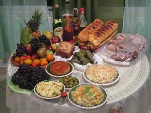 No es que tengamos que comer todo lo que se nos presente en la cena de Navidad, sino respetar las cantidades.