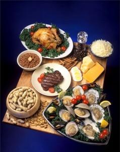 El zinc es importante para un funcionamiento adecuado de la digestión, el crecimiento, la reproducción y el sistema de defensa.