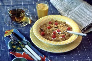 Los cereales integrales son importantes fuentes de nutrientes.
