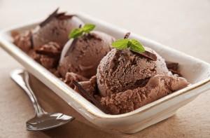 El helado juega un papel importante en la alimentación.