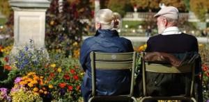 Los padres mayores necesitan el apoyo de sus hijos y, más aún, si están enfermos.