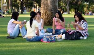 Los grupos de amigos son necesarios y los padres deberían aceptar las reuniones.