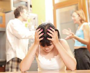 Las causas de la quiebra de la familia suelen ser muchas.