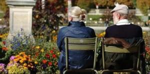 Los padres mayores necesitan el apoyo de sus hijos y más aun si están enfermos.