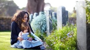 Los niños tienen una serie de recursos para enfrentar separaciones y en relación a la muerte la figura es semejante.